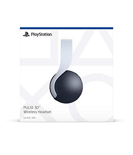 31JzYDoOrTL. SL500  - Sony PULSE 3D Wireless Headset