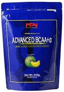 MPN エムピーエヌ Advanced BCAA + α メロン 410g