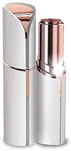 Garleaf NEW Hair Remover Epilator Trimmer Machine for Women – face, Upper Lip, Chin, Eyebrow Etc. (White)