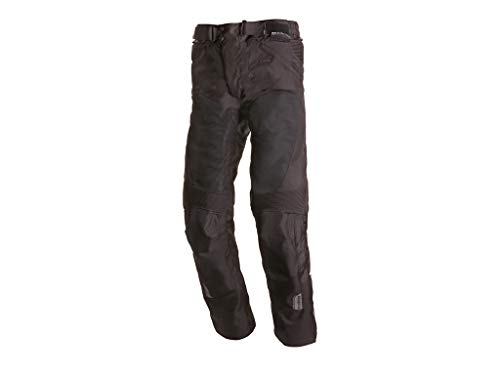Modeka Upswing Textilhose Schwarz XL