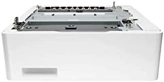 HP CF404A LaserJet Pro Sheet Feeder,White, 550 Pages