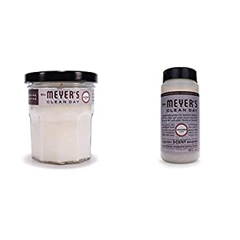 Mrs Meyer s Laundry Scent Booster + Soy Candle - Lavender