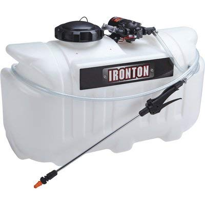 Ironton ATV Spot Sprayer - 26-Gallon Capacity, 2.1 GPM, 12 Volt