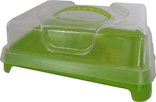 !! Nieuw! Koel- en transportbox met draaggreep en geïntegreerd koelelement voor levensmiddelen L = 30, B = 23, H = 10 cm. De koelbox is ideaal voor het koelen en transporteren van levensmiddelen.