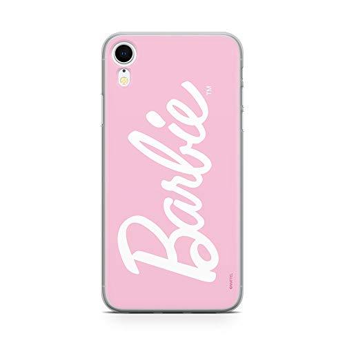 Estuche para iPhone XR Barbie Original con Licencia Oficial, Carcasa, Funda, Estuche de Material sintético TPU-Silicona, Protege de Golpes y rayones