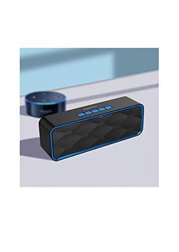 Bluetooth Lautsprecher mit LED-Licht Warnton