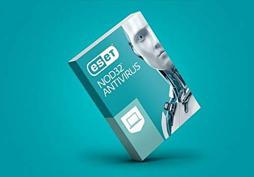 ESET NOD32 Antivirus for Windows 2020 | 3 Devices 1 Year | Official Download with License (No CD)