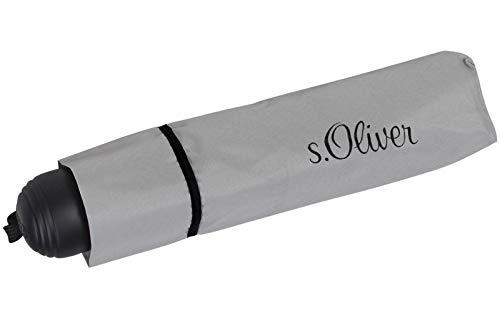 s.Oliver Mini Taschenschirm - Fruit-Cocktail grau