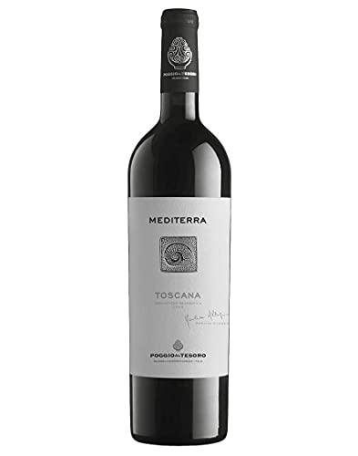 Toscana IGT Mediterra Poggio al Tesoro 2019 0,75 ℓ