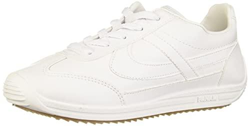 PANAM Classic Jogger | Zapatillas de Tenis Unisex (Numeric_6), Color Blanco