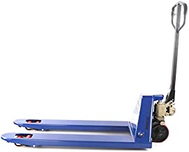 Pallettruck 2500 kg 2,5t laadvermogen / 1000 mm Vorklengte - voor Europallets
