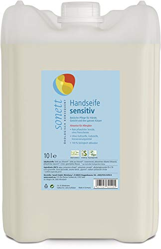 Sonett Bio Handseife sensitiv (6 x 10 l)