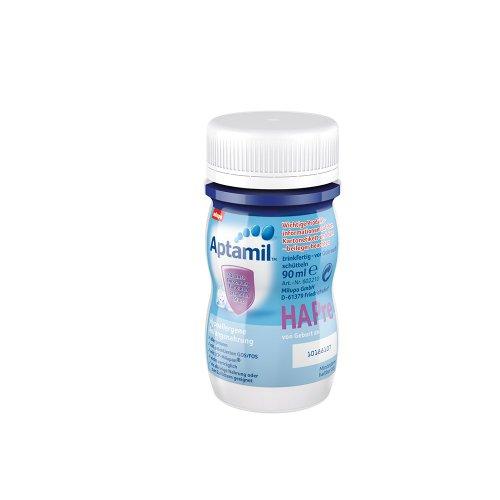 Aptamil HA Pre hypoallergene Anfangsnahrung, trinkfertig, 24er Pack (24 x 90 ml)