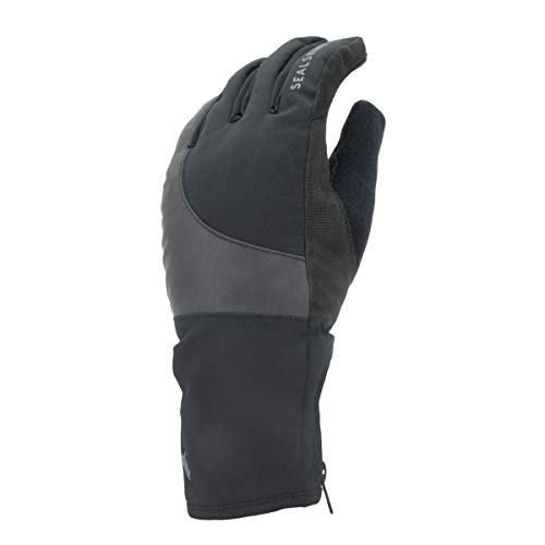 SealSkinz Waterproof Cold Weather Reflective Cycle Handschoen voor heren