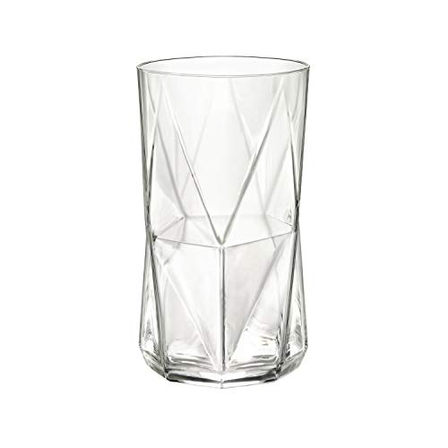 Bormioli Rocco Cassiopea 16.25 oz. Cooler Glass, Set of 4