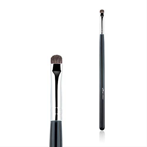 Outils de maquillage professionnels Brosse d'ombre à paupières pour chevaux Brosse de maquillage pour les yeux professionnels