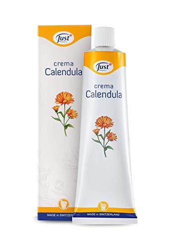 Just Crema Dermoattiva Calendula 100 ml Addolcente ed Emolliente per la Pelle