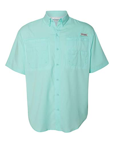 Columbia Tamiami II Chemise à Manches Courtes pour Homme Taille XXL Geyser