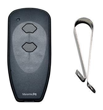 Marantec M3-2312 (315 MHz) 2-button Garage Door Opener Remote   Limited Edition