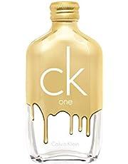 Calvin Klein CK One Gold for Unisex, 100 ml - EDT Spray