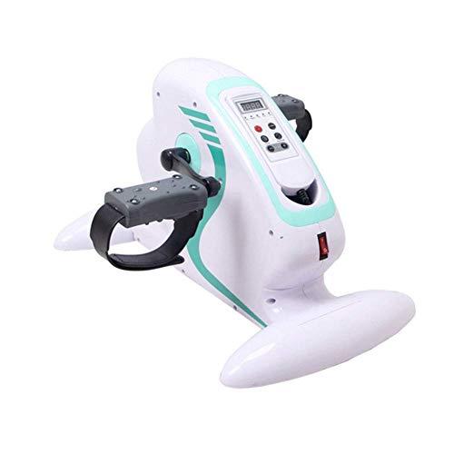 OKMIJN Elektrische Rehabilitationsmaschine Home Älteres Beintrainingsgerät Schlaganfall Hemiplegie Rehabilitationsrad