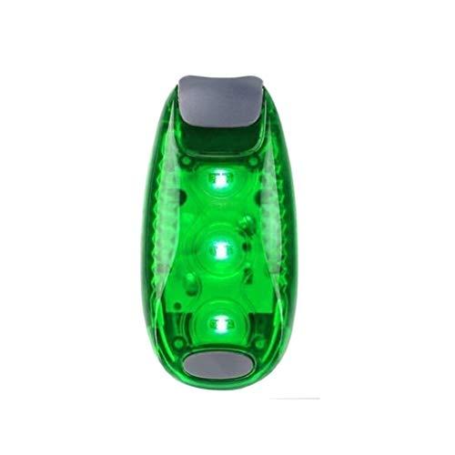 Sicherheitslicht LED Kinderwagen Warnleuchte Leuchte Kinderwagen 3 Modi Blinklicht Licht Clip für Kinder Jogger Läufer Spaziergänger Wanderer Radfahrer oder Bootsfahrer