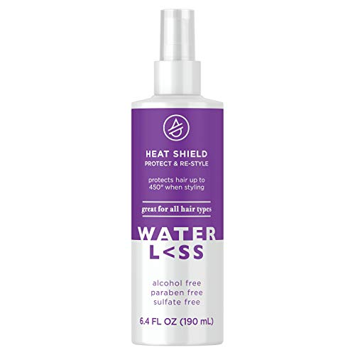 Price comparison product image Waterless Heat Shield Protect & Re-Style 6.4 Fl Oz / Sulfate-Free / For All Hair Types