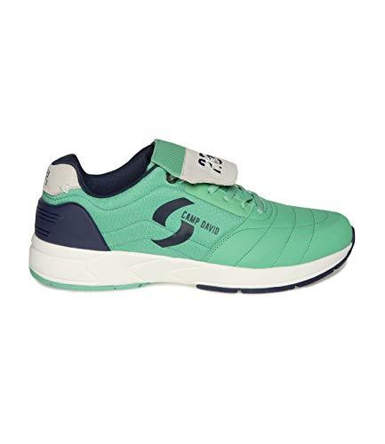Camp David Herren Power Sneaker mit Comfort Foam Sohle