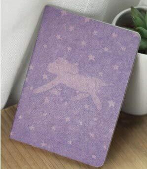 LEIXIN Cuaderno Kawaii Mini 12.4 * 9 cm de Pintura Antigua Cuadernos...