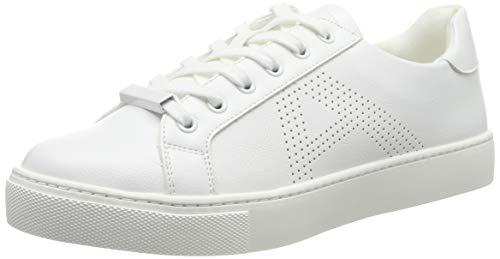 ALDO Damen CALODITH Sneaker, Weiß (White 100), 40 EU