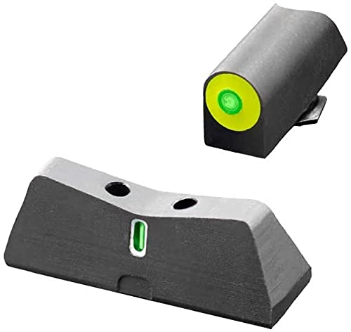 XS SIGHTS DXT2 Big Dot Night Sight for Glocks, Front and...