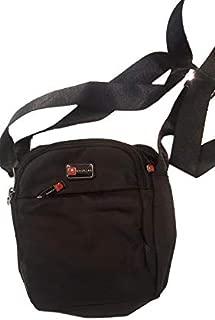 Magellan Crossbody Bag For Unisex, BLACK