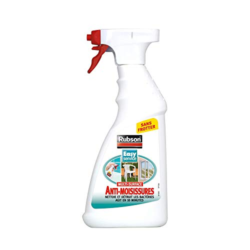 Rubson - Spray anti-muffa Easy Service, 500 ml