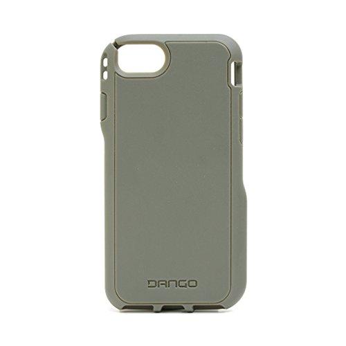 Covert Military Grade Tactical Flex EDC für Apple iPhone 8/7/6S/6mit Passender Paracord Lanyard 11,9cm TPU, Olive Drab Green