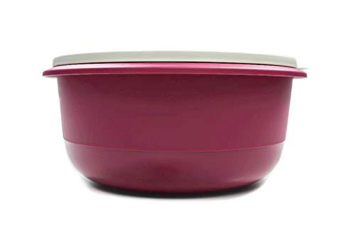 Tupperware Rührschüssel Pro 6,0 L Dunkelpink Hefeteig Hefe Teig Schüssel Germteig 37987
