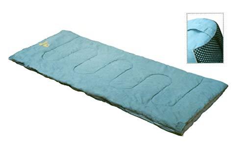 ALTIGASI Koala 310 Sac de couchage en coton-polyester, dimensions 190 x 90 cm, lavable et superposable.