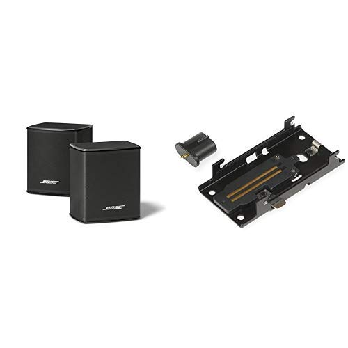 Bose Surround Speakers Schwarz & Bose ® WB-50 Slide Connect Wandhalterung schwarz