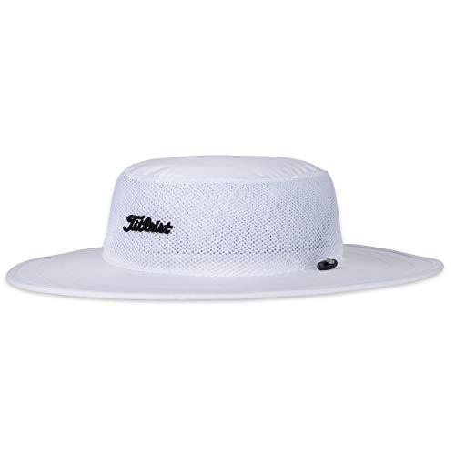 Titleist - Aussie Mesh Golf Hat - White|Black