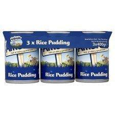 Ambrosia Rice Pudding 3 X 400G