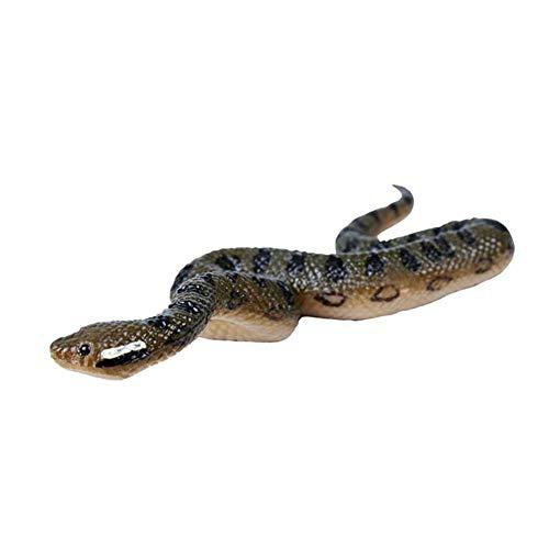 Animales realistas Figuras Las Figuras Anaconda Verde, Primeros de la Torta de proyectos educativos...