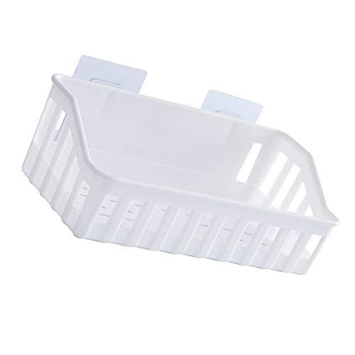 Raybre Art® Behälter Küche Badezimmer Korb Dusche Regal Lagerung Absaugung Hot Style Kit