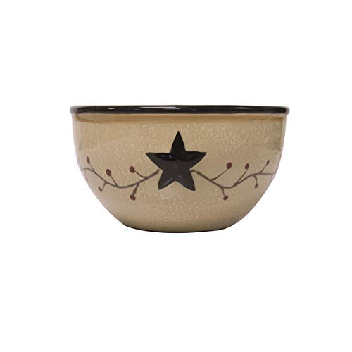 Park Designs Star Vine Cereal Bowl Set