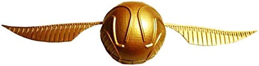 Golden Snitch Porta Anel Harry Potter Pomo De Ouro (Dourado Com Asas  Douradas) | Amazon.com.br
