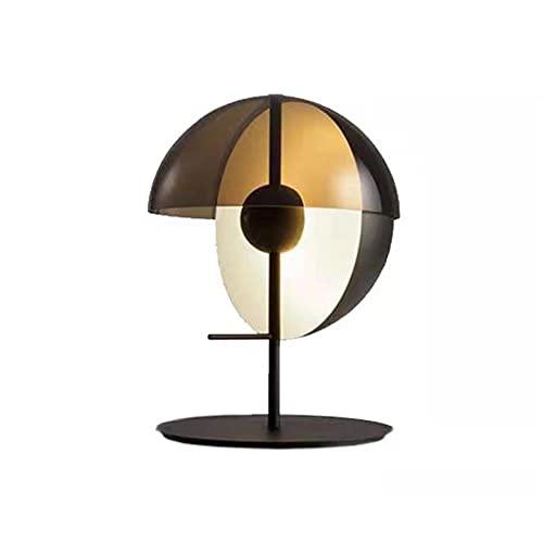 SPNEC Nordic Post-Modern Minimalist Style Creative Table Lámpara Luz de Arte Luz de Luz de Luz Habitación Dormitorio Decoración de la Cama Decoración de la Cama