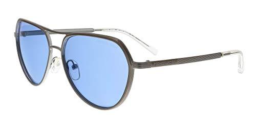 Michael Kors 0MK1036 Gafas de sol, Gunmetal, 57 para Mujer