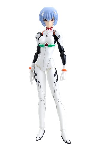 Evangelion: 2.0 You Can (Not) Advance figma Figurine: Rei Ayanami 14 cm