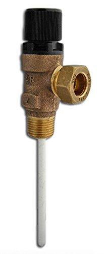 MTS Ariston 969046 & temperatura di ricambio per valvola di sicurezza alla sovrapressione