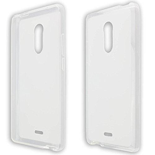 caseroxx TPU-Hülle für ZTE Blade V580, Tasche (TPU-Hülle in transparent)