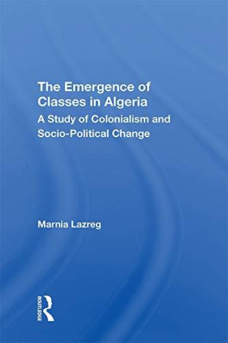 Emergence Classes Alg/h