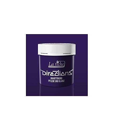 La Riche New La Riche Directions Semi-Permanent Hair Color 88 ml - Deep Purple